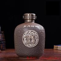 5斤岁月封坛酒瓶包装